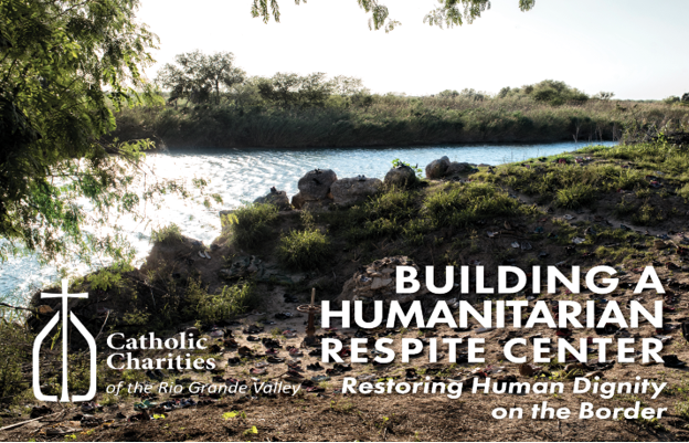 <div><strong>Vision <br /> </strong></div> <div><strong><br /> </strong></div> The vision for the new Humanitarian Respite Center is to create an environment for the community to learn and honor solidarity and should serve as a beacon that symbolizes hope, love, unity and compassion for generations to come.