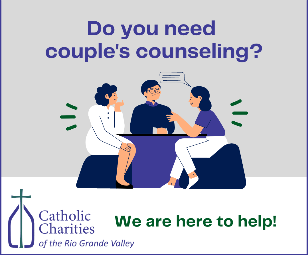 Do you need couple's counseling? Are You feeling depressed, angry, anxious, or frustrated?<br /> <br /> Consider our Counseling Program, we are here to help.